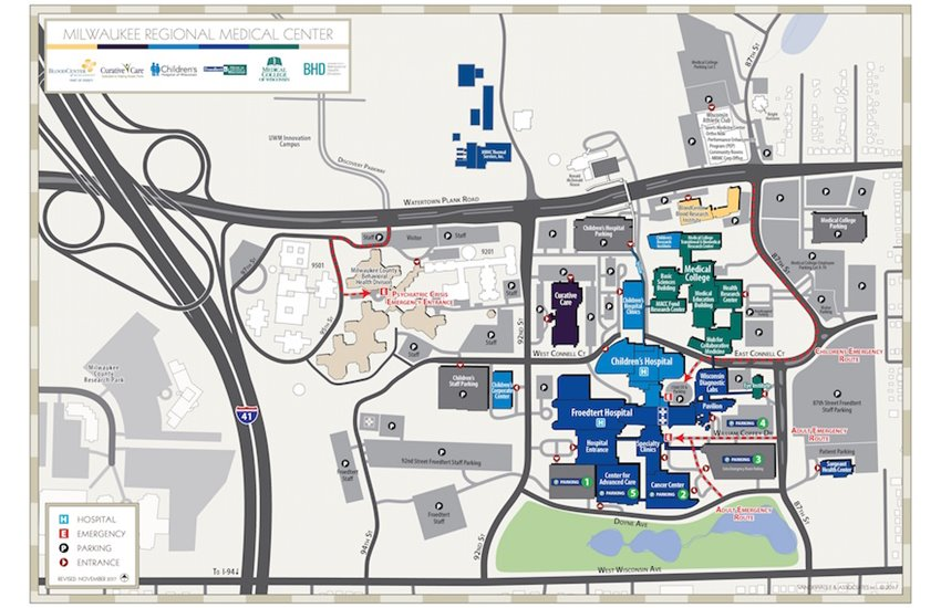 Patient & Visitor Resources | Milwaukee Regional Medical Center