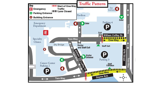 2-Doyne-Coffey-Froedert-ER-Entrance-Reconstruction-7-11-19-Lane-shift-on-Coffey.png